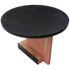 Siren, Handmade Contemporary Wood Dining Table