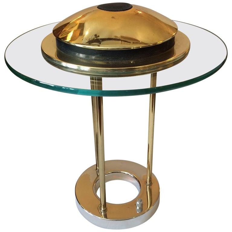 Iconic Saturn Table or Desk Lamp by Robert Sonneman