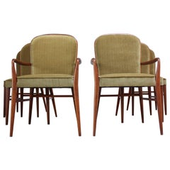 Set of Six Dining Chairs by Paul McCobb for H. Sacks and Sons