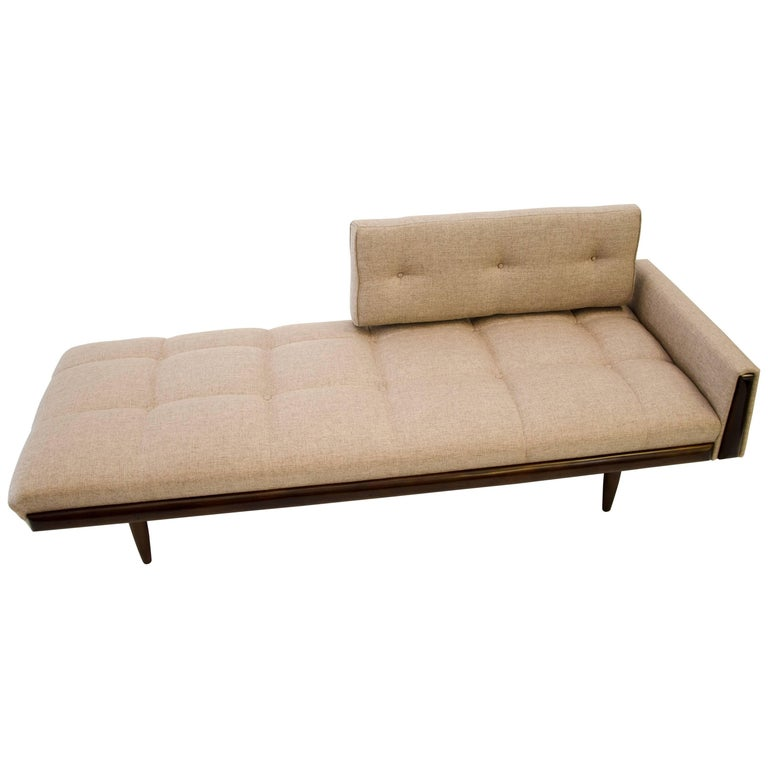 Midcentury Daybed, Adrian Pearsall Style