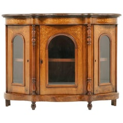 Victorian English Side Cabinet
