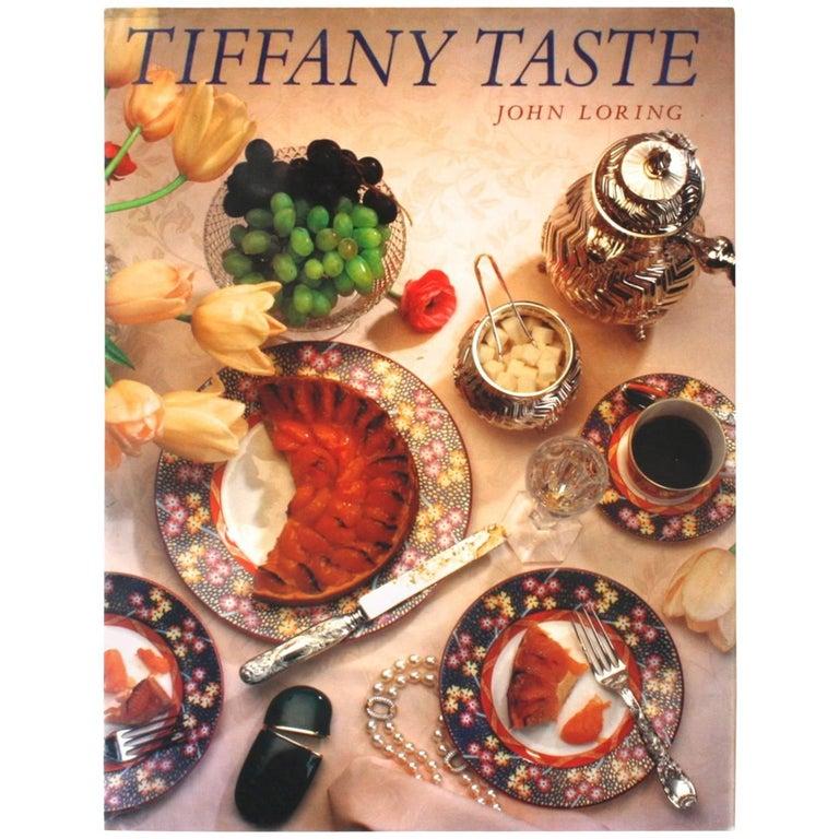 Tiffany Taste by John Loring, First Edition
