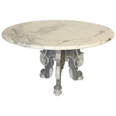 Italian Baroque Style Dining Table