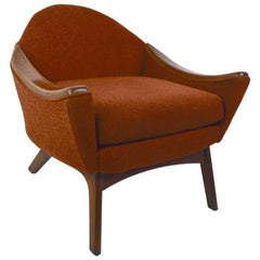 Lounge Chair by Pearsall Hers
