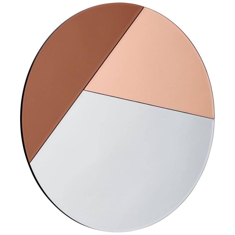 Nouveau Design Colorful Mirror