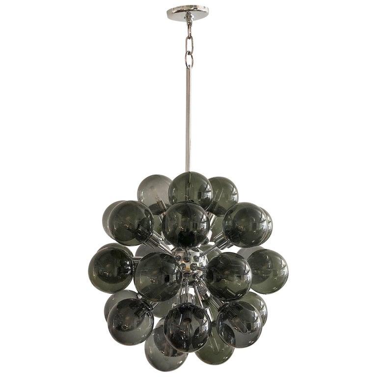 1960s Hanging Light Motoko Ishii for Staff Luechten For Sale