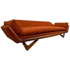 Gondola Sofa by Pearsall
