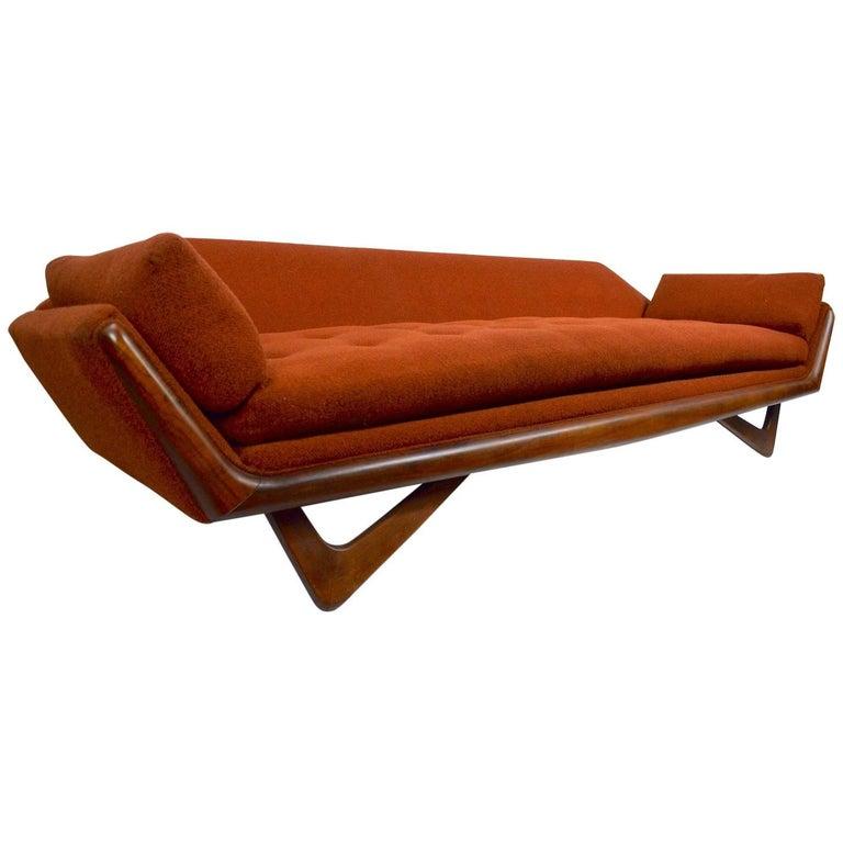 Gondola Sofa by Pearsall