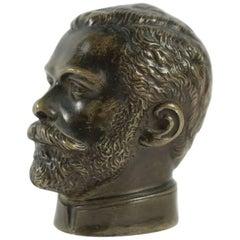 Pommel of Cane, Head of Nicolas II