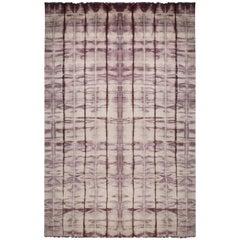 Cinnabar Tie Dye Modern Rug