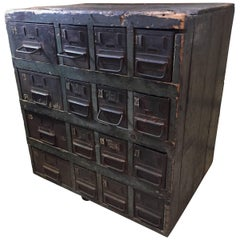 Industrial Multi Drawer Cabinet, 1930