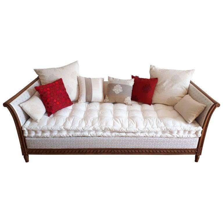 Antique French Louis Xvi Sofa For