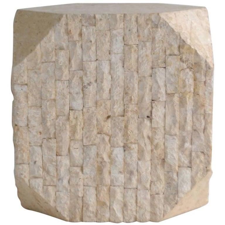 Tessellated Pedestal