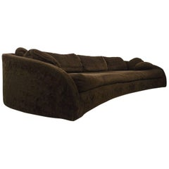 Baughman for Lane Extra Long Sofa
