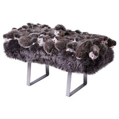 """Limited Edition """"Ground hog"""" Chair by AP Collection"""