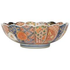 Imari Bowl-Meiji Period