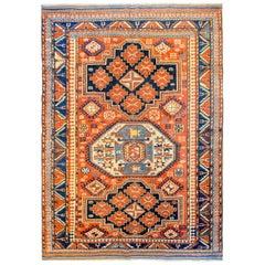 Extraordinary Late 19th Century Kazak Rug