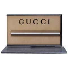 Gucci-Schreibtisch Briefbeschwerer