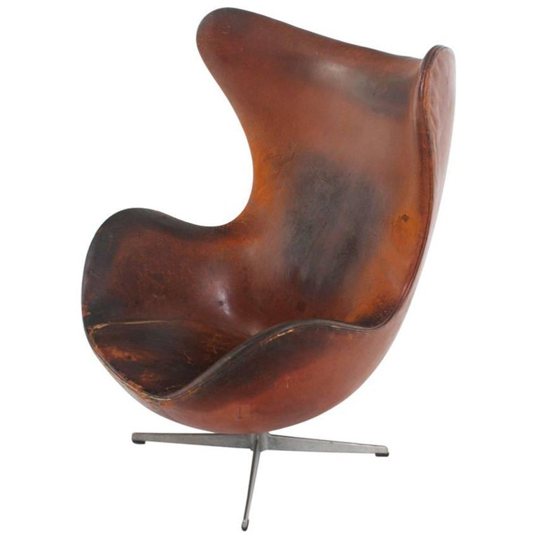 Arne Jacobsen 'Egg Chair', Denmark, 1960s