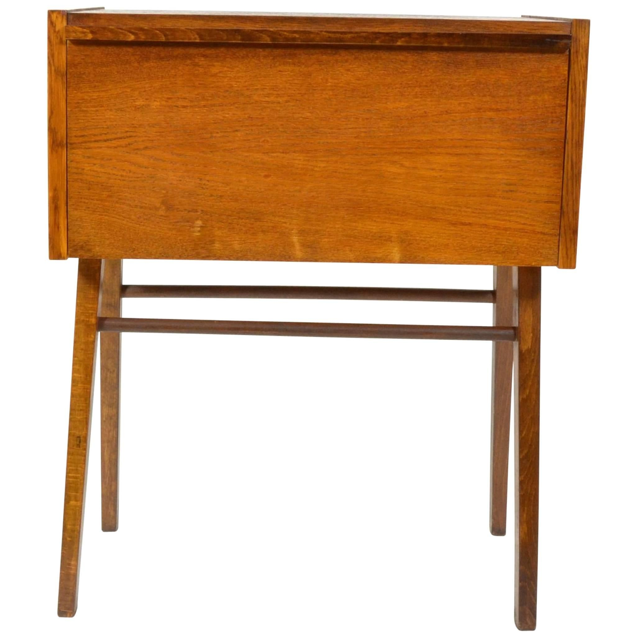 Small Wooden Cabinet, 1960s