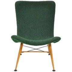 Miroslav Navratil Lounge Chair, 1960s