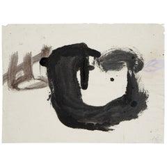Antoni Tàpies ''Cavitat'', Year 1982