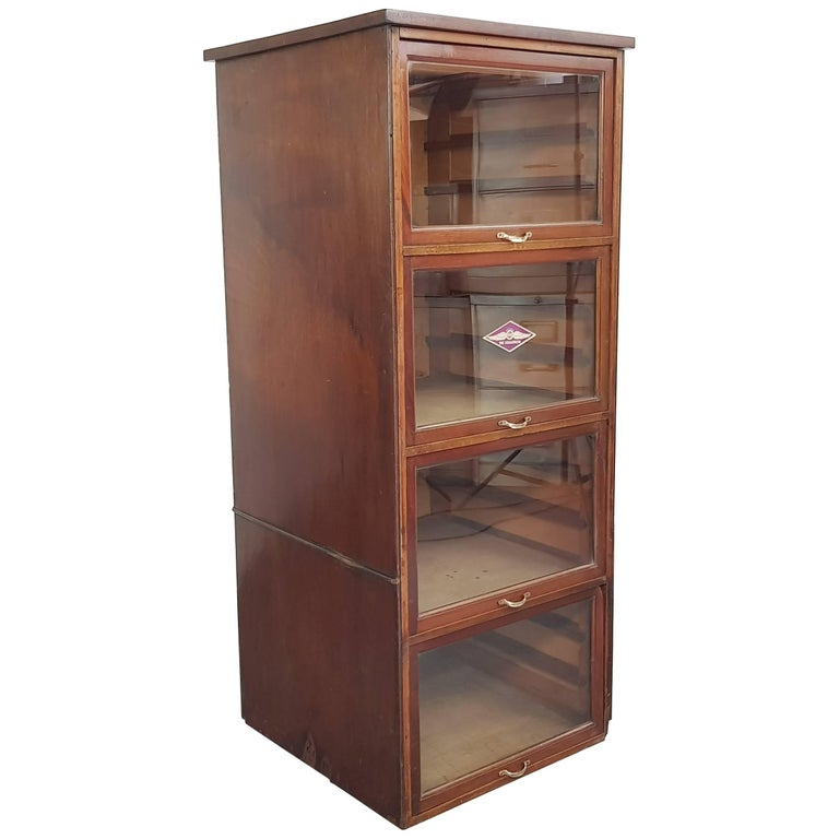 Vintage RAF Haberdashery Cabinet