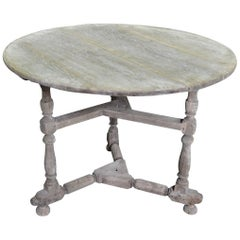 French 19th Century Gueridon, Table Base