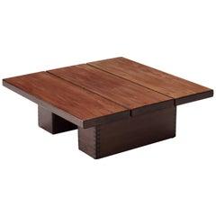 Ilmari Tapiovaara Low Side Table in Pine