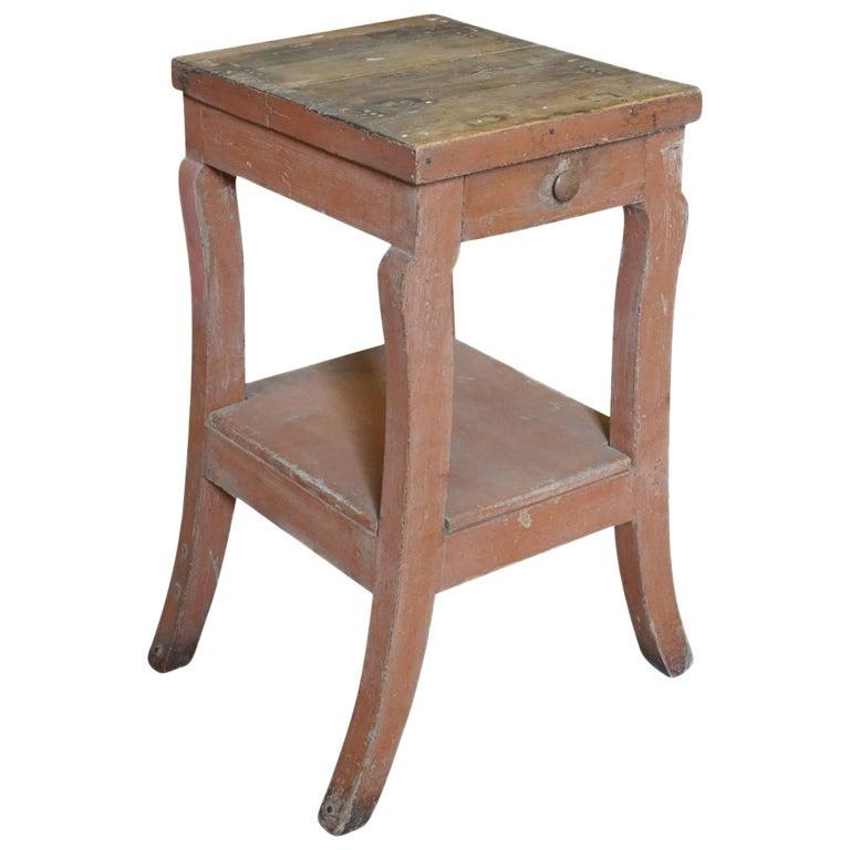 Mid-19th Century Italian Side Table