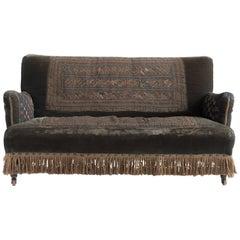 Kilim Sofa, England, circa 1890