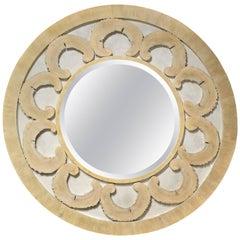 Curl-e-Cue Mirror