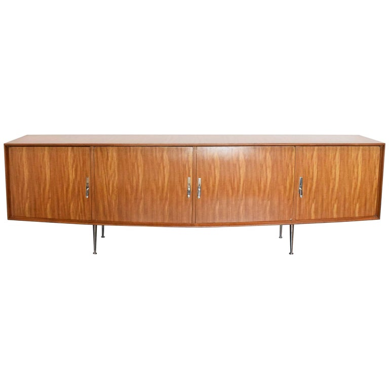 1960s African Mahogany Sideboard