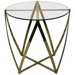 John Vesey Modern Brass Table