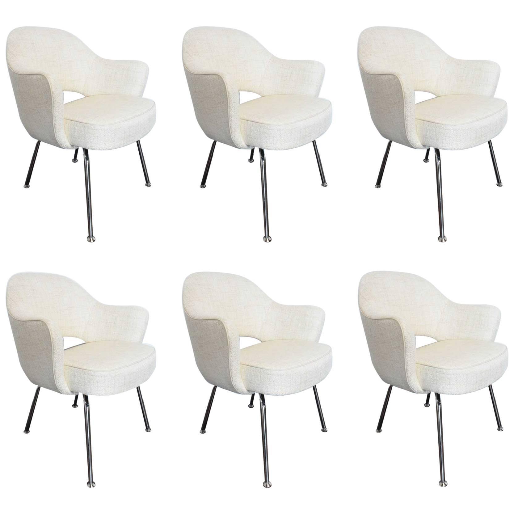 Eero Saarinen Executive Armchair