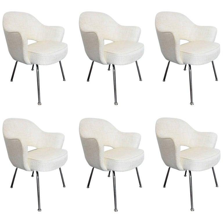 Eero Saarinen Executive Armchair For Sale