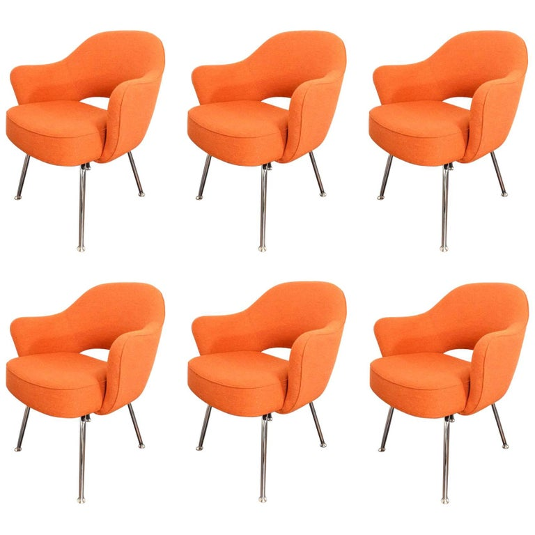 Knoll Eero Saarinen Executive Armchair For Sale