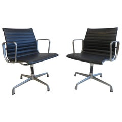 Herman Miller Aluminum Group Management Chairs