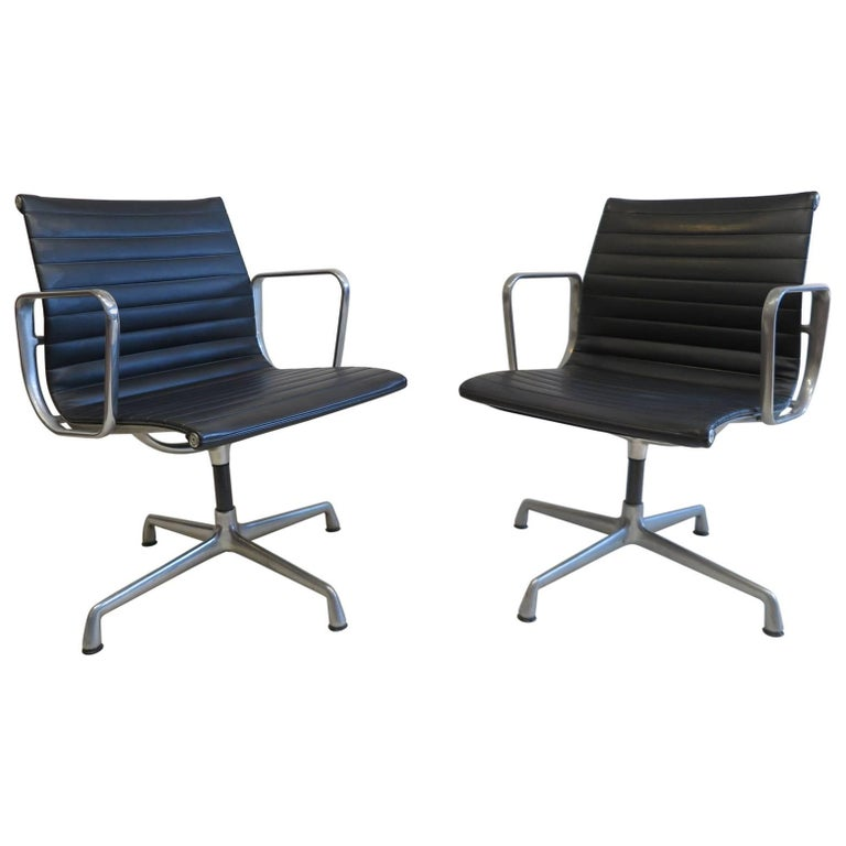 Herman Miller Aluminum Group Management Chairs