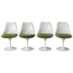 Set of Four Eero Saarinen Chairs, Knoll International