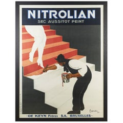 Original Leonetto Cappiello Advertising Poster