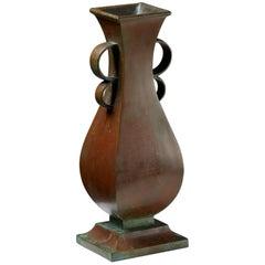 Vase Designed by Sune Bäckström, Sweden, 1930s