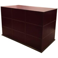 Promemoria Leather Desk