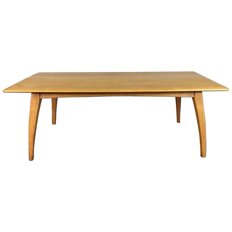 heywood wakefield coffee table at 1stdibs rh 1stdibs com heywood wakefield coffee table craigslist heywood wakefield square coffee table
