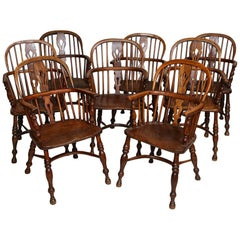 Georgian Windsor Chairs