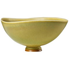 Bowl Designed by Berndt Friberg for Gustavsberg, Sweden, 1950s