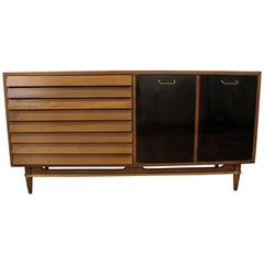Mid-Century Modern Merton L. Gershun for American of Martinsville Credenza
