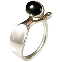 Ring, Anonymous, for Georg Jensen, Sweden, 1970s