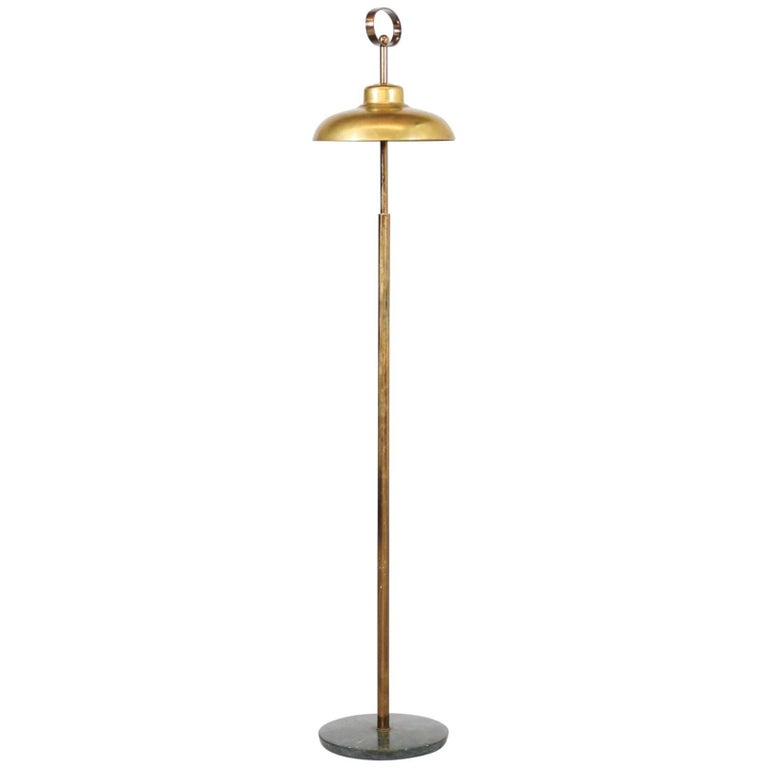 Italian Floor Lamp in the Style of Stilnovo, 1950s