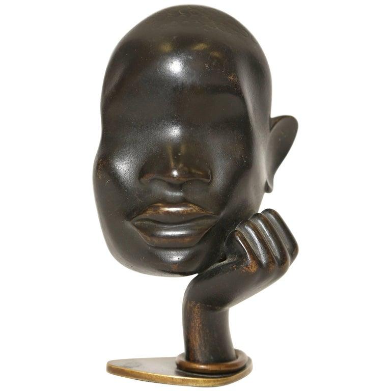 Franz Hagenauer African Head
